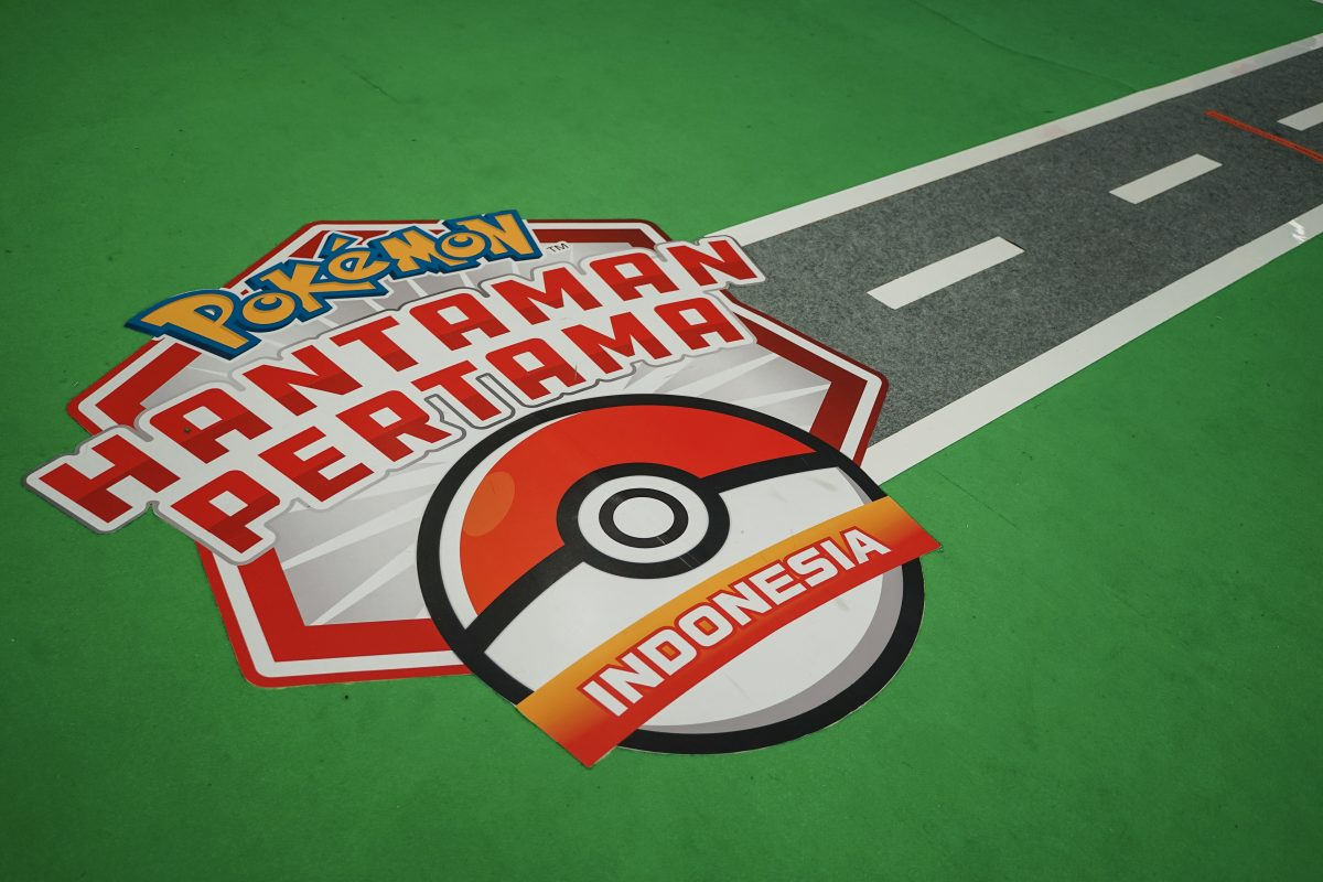 Pokemon Hantaman Pertama oleh PT. Anugerah Kreasi Gemilang / AKG Games