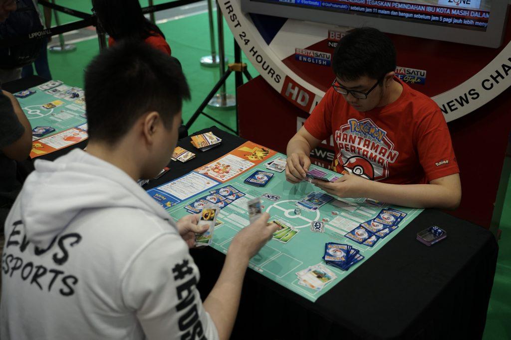 Sesi tutorial dan coaching clinic oleh AKG Games yang diadakan pada tanggal 24 hingga 25 Agustus 2019.
