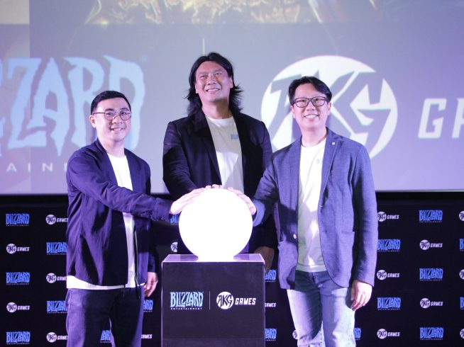 AKG Games partnership with Blizzard Entertainment