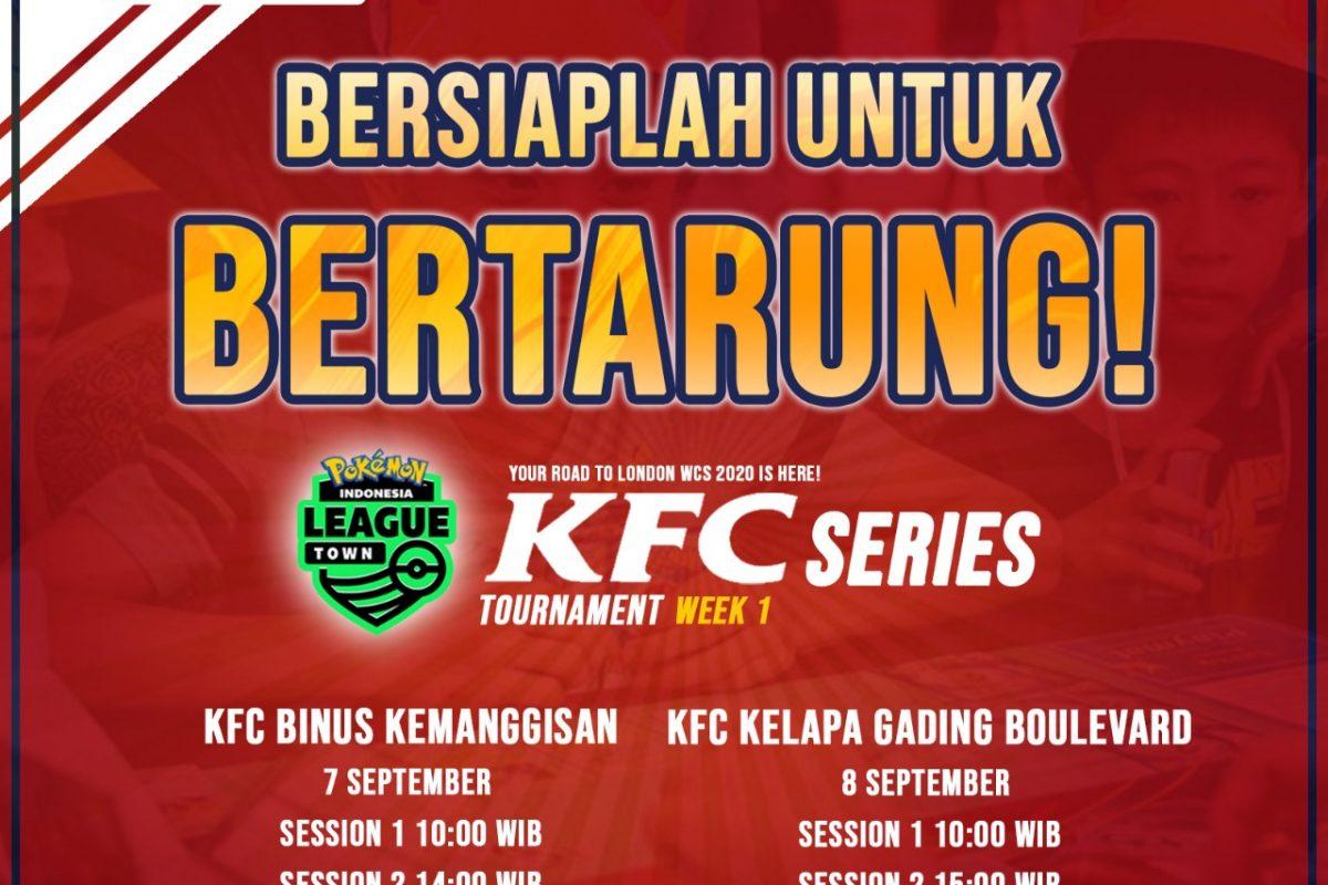 AKG Games x KFC - KFC Series Town League